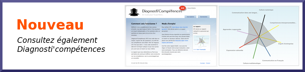 Diagnosti'comp�tences